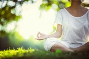 Yoga gegen Stress 5