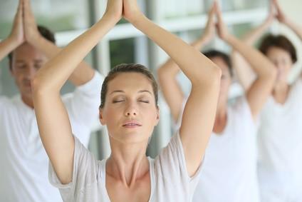 Yoga gegen Stress 7